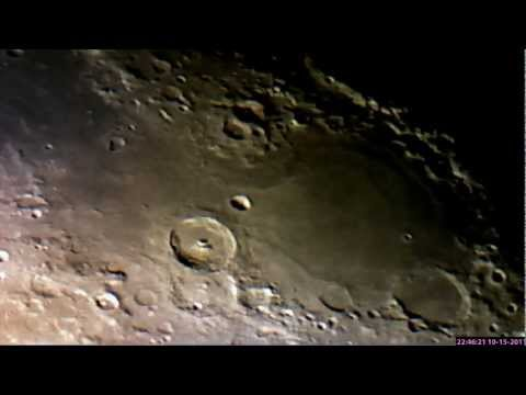 038 Moon Musings - More flying objects - also saw tower with structures