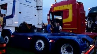 Weskey Hoks Scania V8