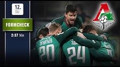 Formcheck: Lokomotiv Moskau vor Meisterschaft in Russland