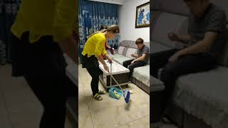 Funny Family Short Video 2021, Must Watch New Funny Video try not to laugh #short P2085 screenshot 4