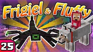 FRIGIEL & FLUFFY : Les créatures d'en dessous | Minecraft - S7 Ep.25