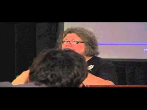 2011 American Massage Therapist of the Year Award - Laura Allen