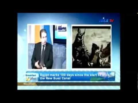 Analysis of Suez Canal Mega Project