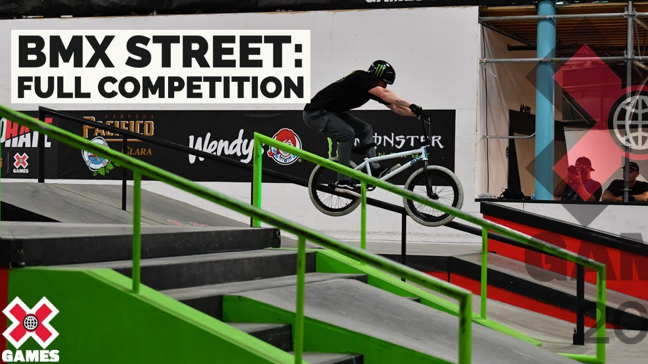 Download Wendy's BMX Street: FULL COMPETITION   X Games 2021