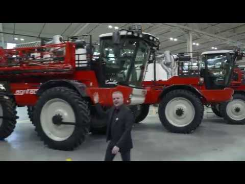 Peter Millenaar presents new Agrifac factory in the Netherlands
