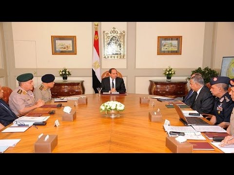 Egypt issues controversial NGO laws