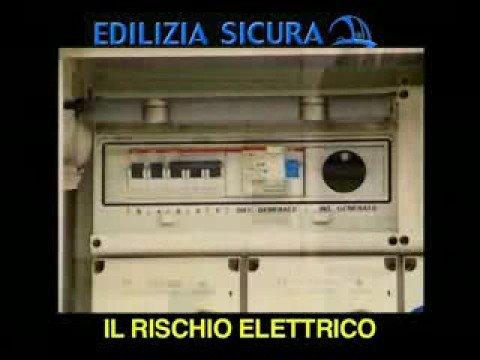 Edilizia Sicura 9. Il rischio elettrico