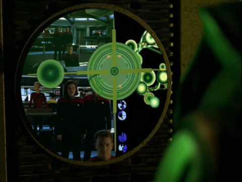 Borg Probe Attacks Uss Voyager