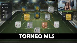 FIFA 15   TORNEO MLS + SOBRES   Ultimate Team   DjMaRiiO
