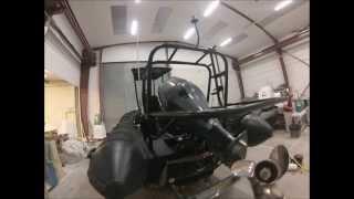 Montage & Essai Moteur Hors- Bord F150 AETX Yamaha www ateliermobiledumarin com
