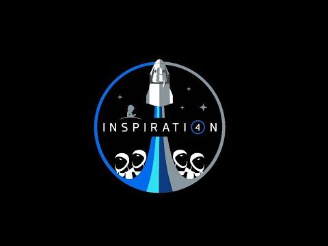 Meet The First All-Civilian Space Crew | Inspiration4 Livestream