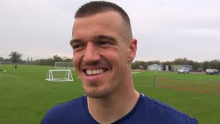 York City sign striker James Gray