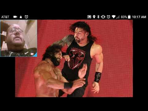 Roman Reigns Match For Money In The Bank - Bathroom Break Time - WWE - DTMP Wrestling Talk