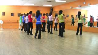 Remind Me Again - Line Dance (Dance & Teach in English & 中文)
