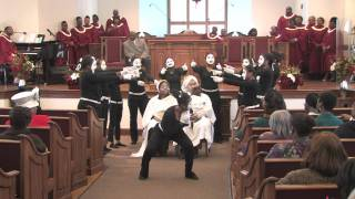 Now Behold The Lamb - CGBC Silent Expressions Mime Ministry