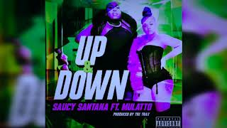 Saucy Santana up & down ft Mulatto [slowed down by Melody Wager]