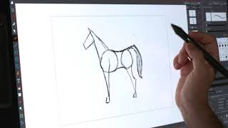 DreamWorks - Spirit Riding Free - How to Draw Spirit