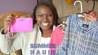 Summer HAUL | Kate Spade, Target, Macy's & more! Thumbnail