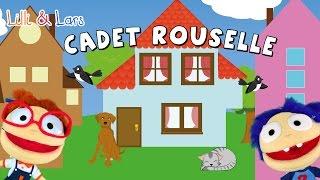 chanson cadet ROUSSELLE- comptine enfance francais