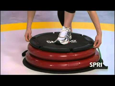 """Step 360 Pro by Spri company, health club,personnel training,""""Group Fitness"""" Gym, Sports, equipment"""