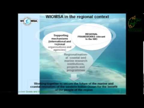 D4S22L1 Tim Andrews WIOMSA as a catalyst for advancing marine science in the region