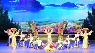 DPRK-China Friendship Spring Concert Given by Chinese Artistes