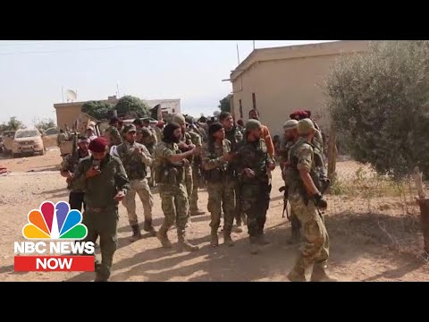 How We Got Here: A Timeline On Conflict In Syria | NBC News Now
