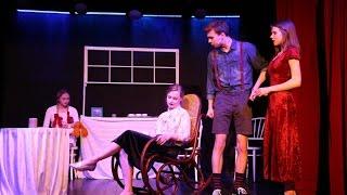 Spektakl 'Trash Story' w 'Oczku'
