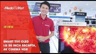Smart Tivi OLED LG 55 inch 55C8PTA, 4K Cinema HDR