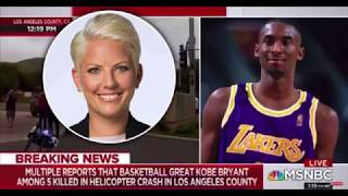 Gambar cover MSNBC Reporter Allison Morris Made Racist Comment About The Death Of Kobe Bryant