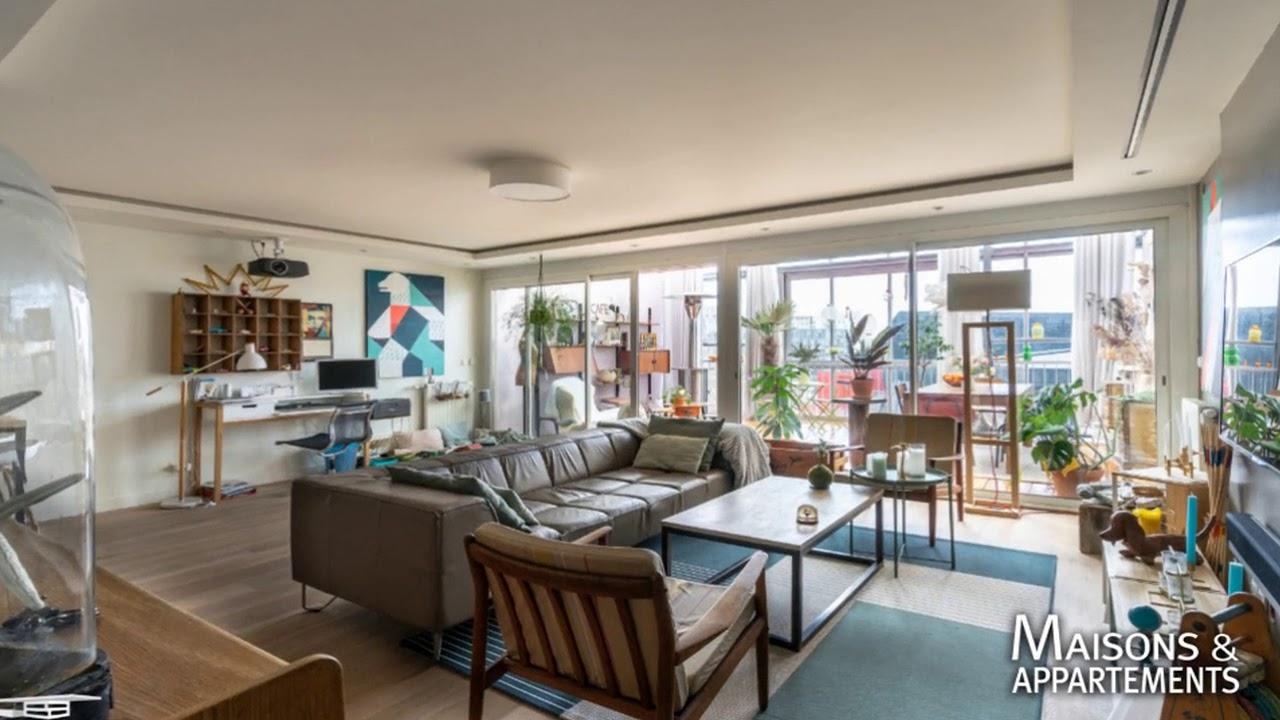 Appartement Avec Jardin Nantes nantes - appartement a vendre - 588 000 € - 116 m² - 5 pièces