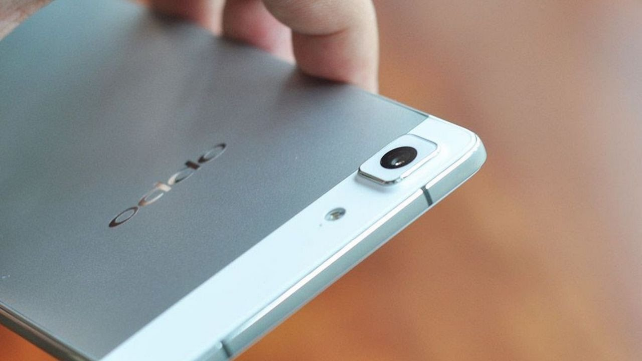 OPPO R5 REVIEW - YouTube