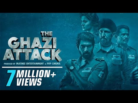 The Ghazi Attack Full Promotion Video...