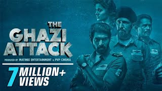 The Ghazi Attack Full Promotion Video Hindi Movie - Karan Johar - Rana Daggubati - Taapsee Pannu