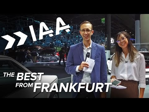 The Best Cars of the 2017 Frankfurt Motor Show