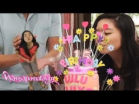 WANSAPANATAYM : Si Lulu at si Lily Liit March 8, 2014 Teaser