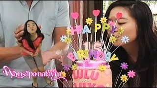 WANSAPANATAYM : Si Lulu at si Lily Liit March 8, 2014 Teaser