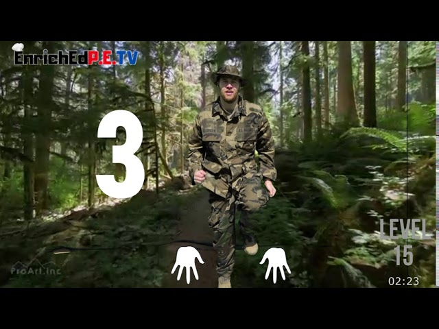 Boot Camp S1E1: (Virtual) Run in the Woods