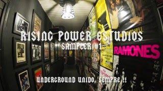 Rising Power Estudios Sampler Part .1