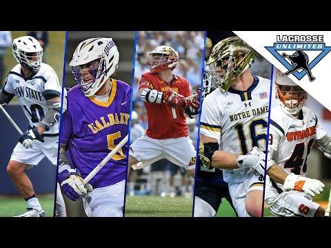 College Lacrosse Bracket 2017!