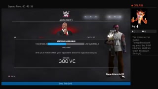 Wwe 2k17 Episode 164: Drew And Rankings. What Else?