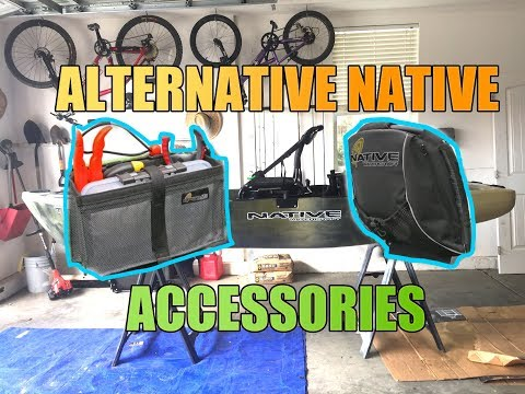 Native Titan - Alternative Tool Caddy and Seat Backpack