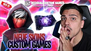 *NOW* DUO CUSTOM GAMES 🔮 | NEW SKINS IN *SHOP*⚡️ | FORTNITE BATTLE ROYALE ENGLISH 🔴