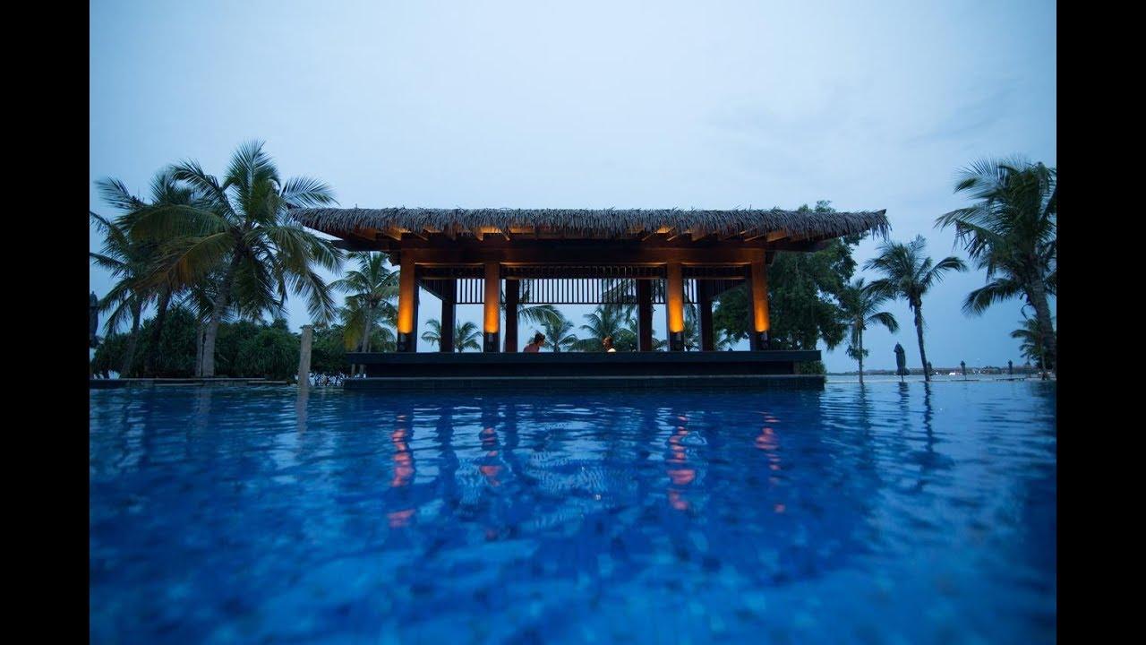 Anantaya Resort Spa Pasikuda Sri Lanka Youtube