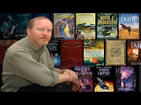 Author Kevin J. Anderson (Interview)