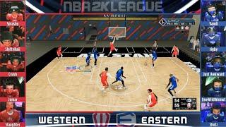 NBA 2K League All-Star Game Top 5 Plays Season 4