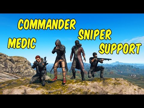 Squad Roleplay Challenge!  PlayerUnknown's Battlegrounds Funny Moments & Epic Stuff PUBG