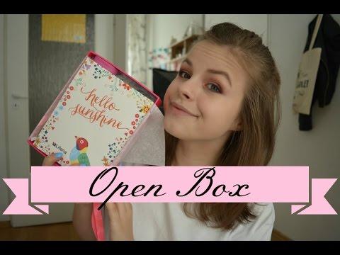 OPENBOX LIFERIA - KWIECIEŃ