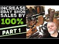How to Sell Shoes on eBay INCREASE YOUR SHOE SALES PROFITS BY 100% Part 1 Reselling