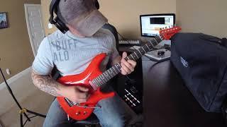 Joe Satriani  - Revelation (Cover)  {Line6 Helix}